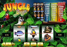 Jungle Monkeys Fun Video Slot Review
