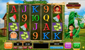 Bounty of the Beanstalk Online Slot Review