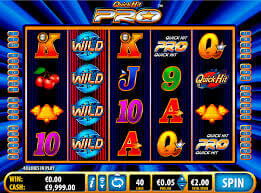 Quick Hit Pro Slot Review