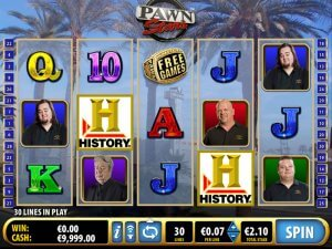 Pawn Stars Online Slots Game