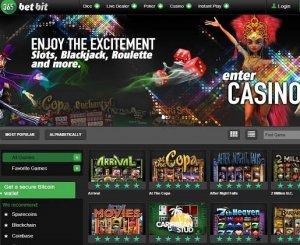 A Quick Look At 365BetBit Casino