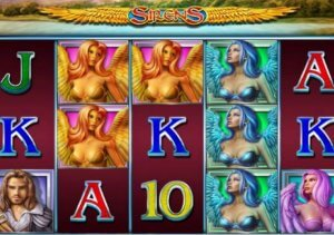Sirens Slot Review