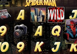 How To Play The Spiderman Online Video Slot