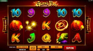 Gung Pow for Explosive Slots Action