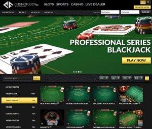 Casinofloor Review for Online Gambling Enthusiasts