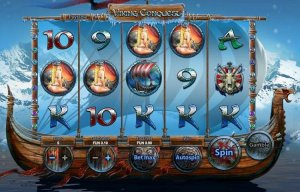 Find the Details about Viking Conquest Slot