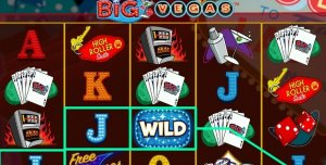 Big Vegas Slot Casino Game's Features Summarized