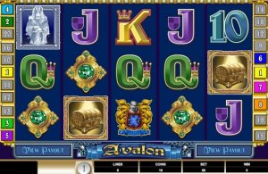 The Basics of Avalon Online Slots Game Explained