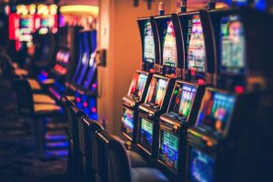 The Origins Of Slots Games Online